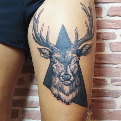 65 nobel deer tattoo meaning and designs express your