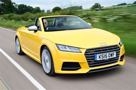 audi tts roadster review new audi tts roadster 2015 review auto express
