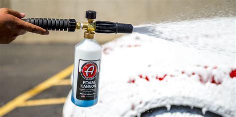 S Foam adam s foam cannon car wash kit foam blaster speedy