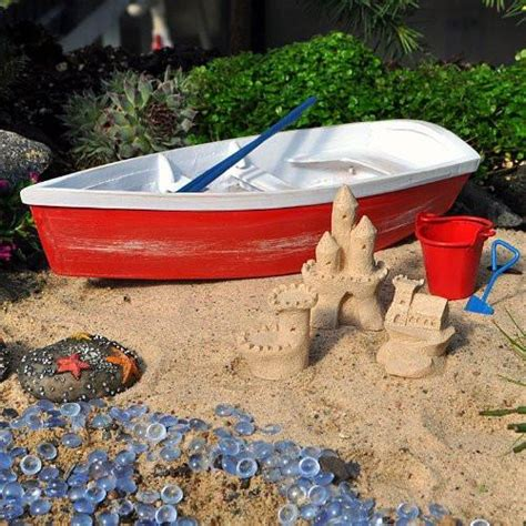 little row boat cute little row boat or skiff to complete your beach theme