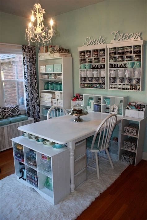 craft room work table 23 craft room design ideas creative rooms