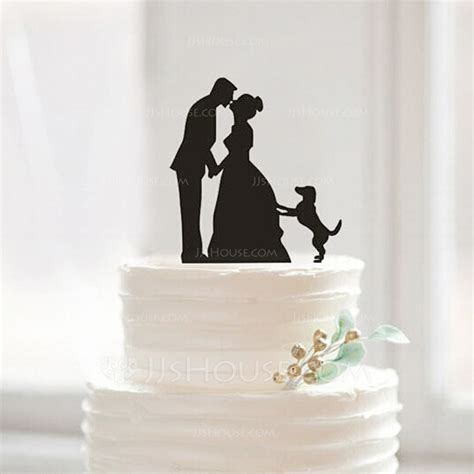Acrylic Topper For Cake figurine acrylic cake topper 119071681 cake topper jjshouse
