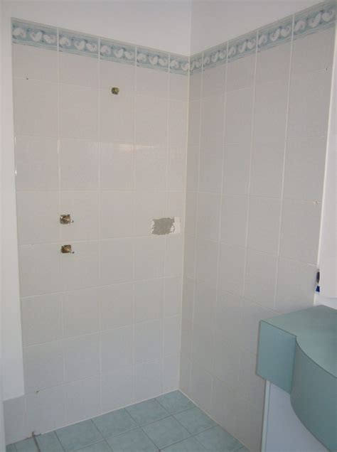 splashbacks for bathroom walls bathroom splashbacks before and after ozziesplash pty ltd
