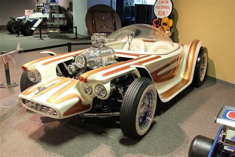 Auto Roth by Ed Roth The Car Customization King Of The 1960s