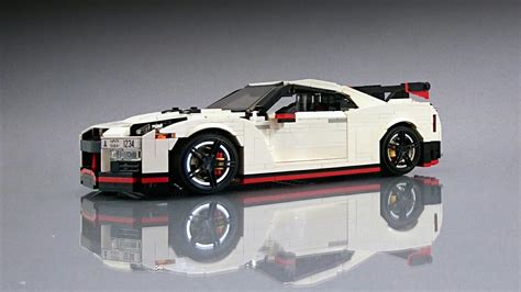 lego nissan lego nissan gt r nismo fulfills our childhood speed dreams