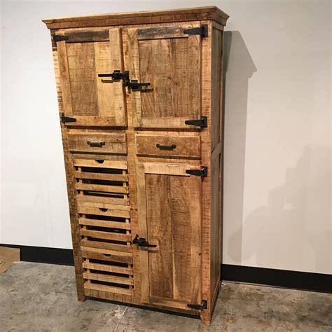 Cabinet Door Basket Three Door Two Drawer Three Basket Cabinet Nadeau Charleston