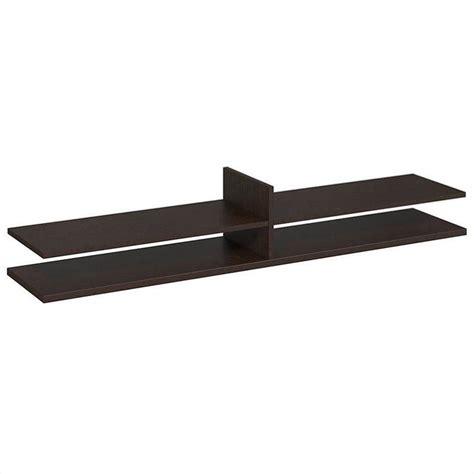 standing desk shelf bush business series c elite 72w x 15d standing desk shelf