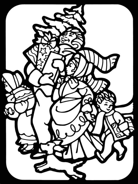 12 Days 1 Twelve Days Of Coloring Pages