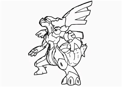 pokemon coloring pages zekrom zekrom pokemon coloring pages free coloring pages and