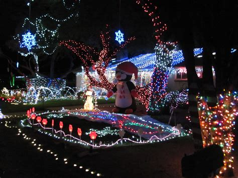 winterhaven festival of lights north christmas avenue mapio net