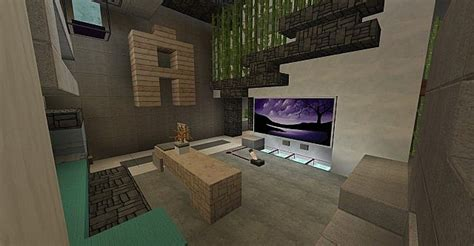 bill gates living room uprising andra1911 minecraft project