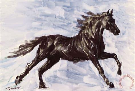 printable horse art richard de wolfe running horse painting running horse