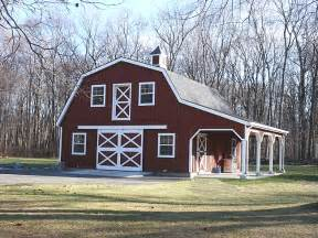 Barn Roof Styles Barn With Gambrel Roof