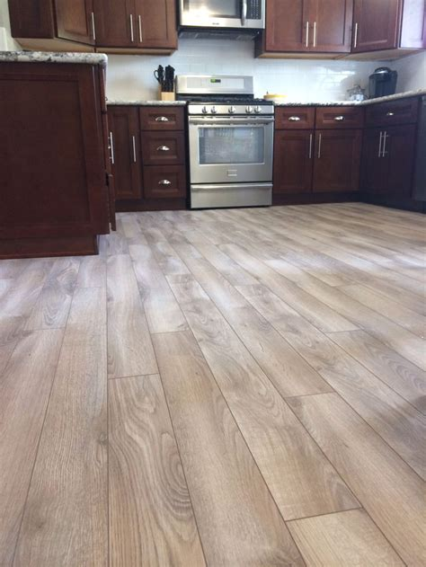 floor kitchen cabinets gray floor cherry cabinets google search pinteres