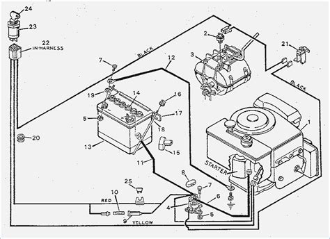 craftsman electric mower wiring diagram wiring diagram