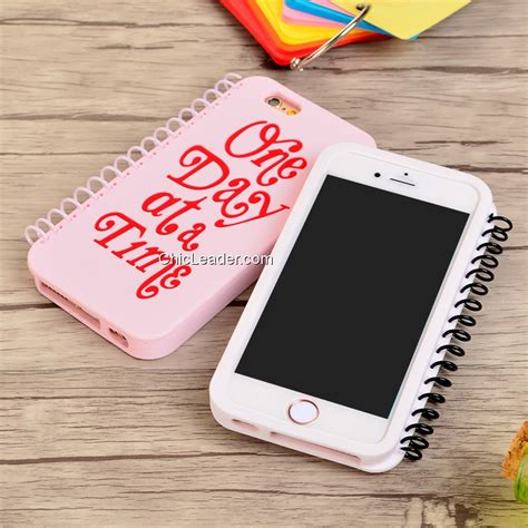 Softcase Silikon Iphone 6 Plus 55 Inch 3d notebook design soft silicone for iphone 6 plus 6s plus 5 5 inch chicleader