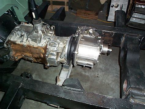 Gearboxes Commonly Used With Land Rover Engine Conversions