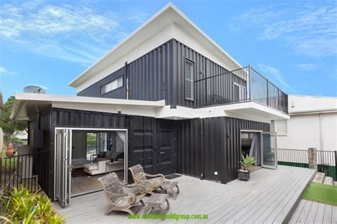 2 story floor plans for container house the cronulla 2 story home container homes pop up shops