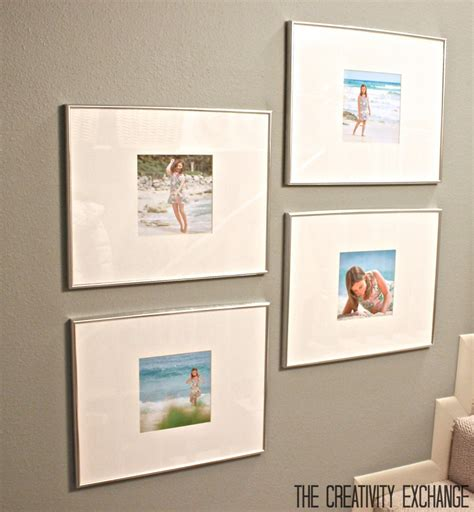 how to hang canvas art without frame tricks for printing beautiful frame worthy photos at home