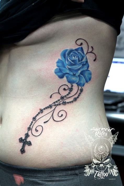 rosary and roses tattoo designs 25 best ideas about tattoos on
