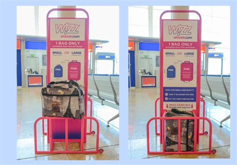 wizz cabin baggage 18 colours wizz air small luggage travel cabin bag