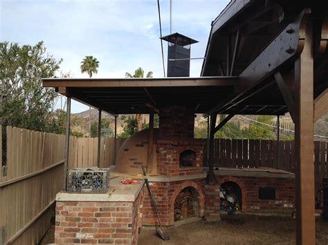 brick smoker bbq pit pit design ideas