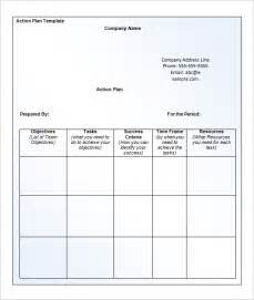 plan of template business plan template 12 free sle exle