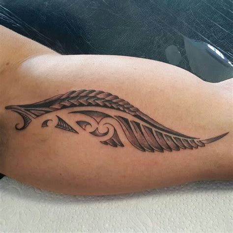 feather tribal tattoo tribal feather tattoos