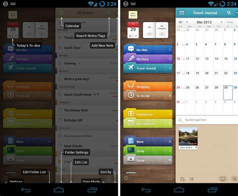s note apk samsung galaxy note 8 0 disponibili gli apk di flipboard s pen e awesome note androidiani