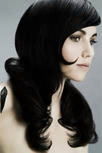 hair color black get hair add an oomph factor to your hair color