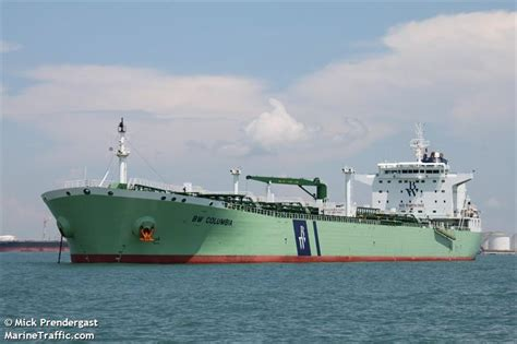 ship particular as columbia vessel details for bw columbia oil products tanker