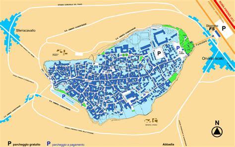 roma mobilità ztl comune di orvieto planimetria e informazioni zone a