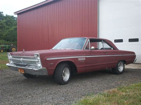 65 plymouth sport fury barn find 1965 plymouth sport fury 383 4 speed 65