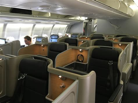 seat of sydney airbus industrie a330 200 business class seats