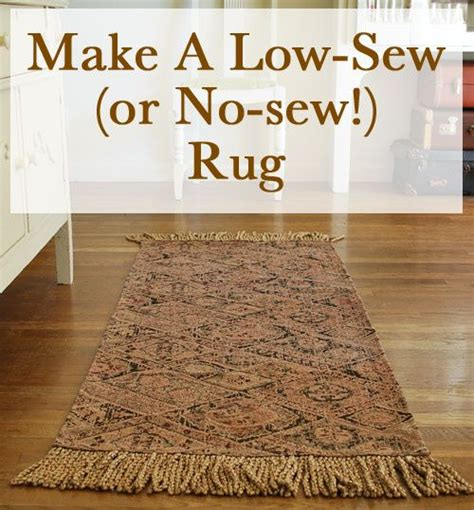 How To Make Handmade Rugs - rugs make a rug and rugs on