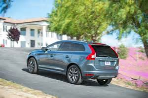 2016 Volvo Xc60 2016 Volvo Xc60 T6 Drive E Awd Test Review