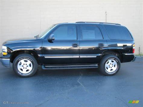 2004 black chevrolet tahoe ls 6962050 gtcarlot car color galleries
