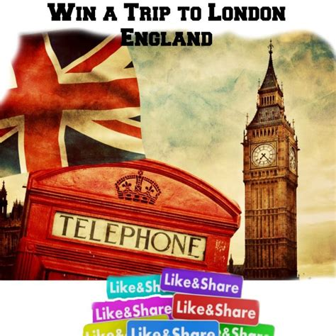 Twinings London Sweepstakes - twining tea canada contest win a trip for 2 to london england