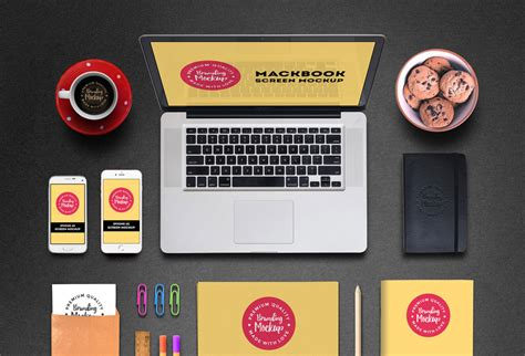 pattern psd mockup branding and identity mockup graphicsfuel