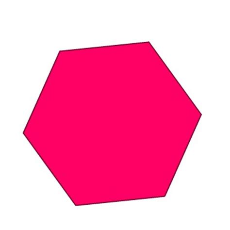 Hexagon Shape - what is a pyramid k 6 geometry made simple and