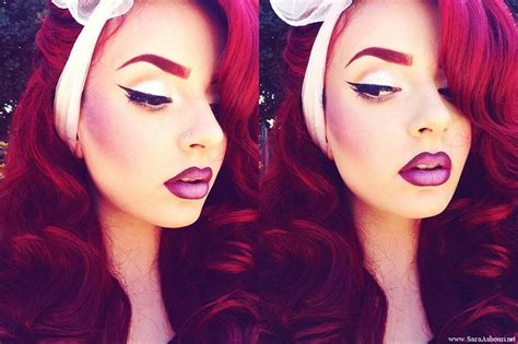 best pin up pin up makeup archives shoetopia