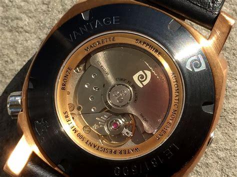 replica review magrette vantage bronze fan of