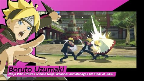 boruto game online new road to boruto trailer for naruto shippuden ultimate
