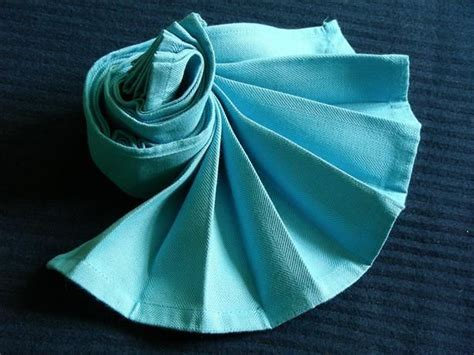 Fancy Paper Napkin Folding Ideas - best 25 folding napkins ideas on napkin how