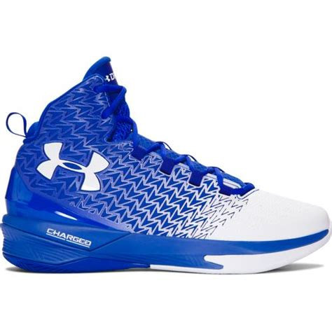 armour blue basketball shoes armour s clutchfit drive 3 basketball shoes