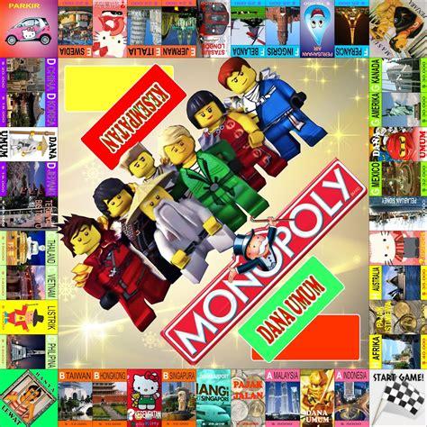 monopoli mainan  laris