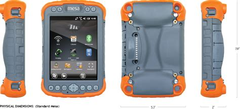 Rugged Handheld Pc by Juniper Systems Spatial Innovision Ltd
