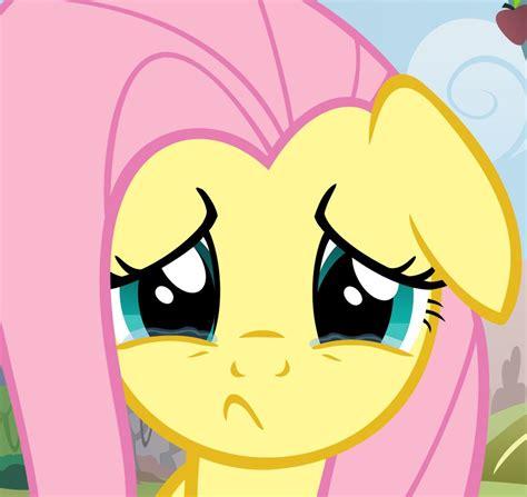imagenes de sad my little pony sad fluttershy by afkrobot on deviantart