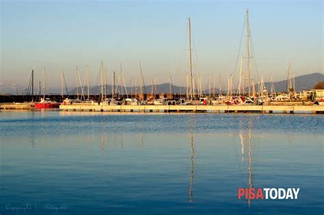 web marina di pisa passeggiata al porto di marina di pisa segnalazione a pisa