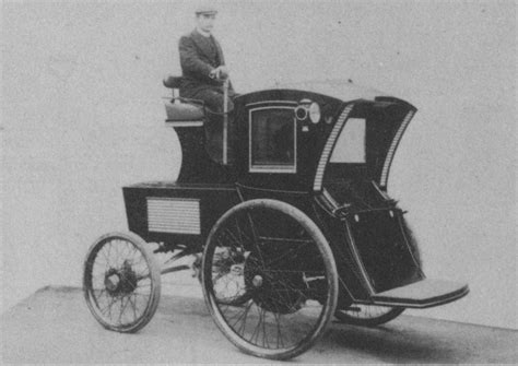 electric company truck henry h bliss mary ward the unlucky automotive firsts